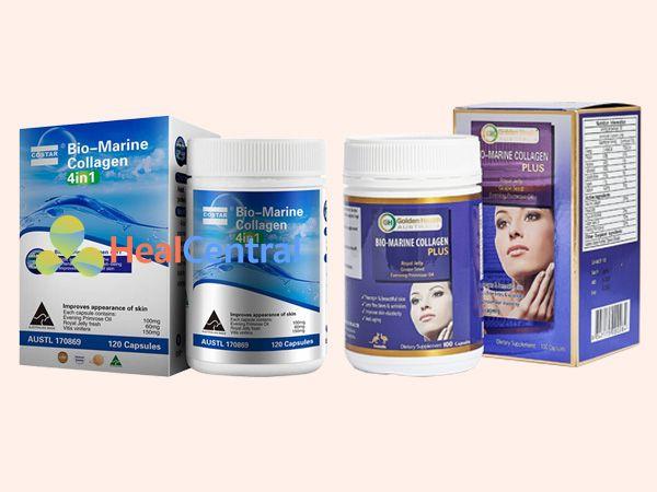 Các dạng khác của sản phẩm Bio Marine Collagen
