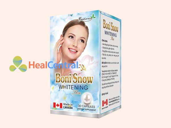 Hình ảnh hộp sản phẩm Bonisnow