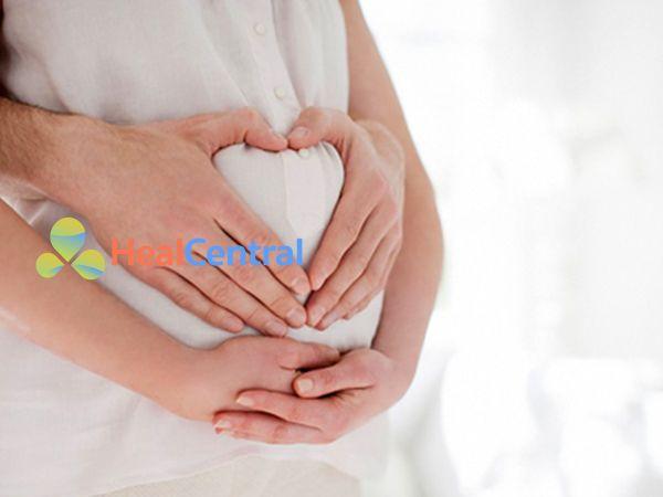 Thời điểm trứng rụng có tỷ lệ thụ thai gần như là tuyệt đối, trên 90%