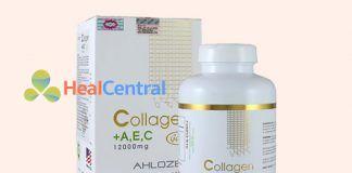 Viên uống Collagen +A,E,C