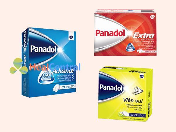 """Panadol - thuốc """"kinh điển"""" của GSK"""