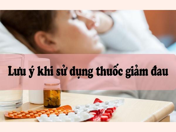 Không nên lạn dụng thuốc giảm đau để làm giảm cơn đau bụng kinh