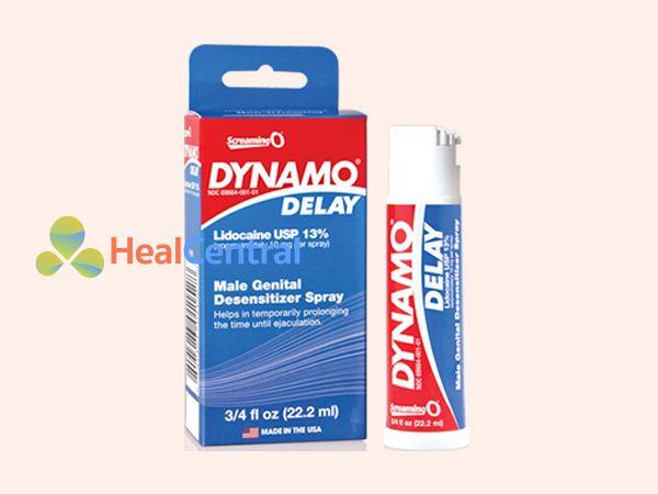Dynamo Delay - kéo dài thời gian quan hệ