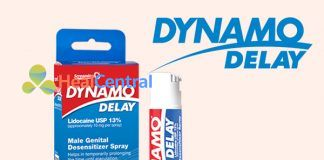 Chai xịt kích dục Dynamo Delay
