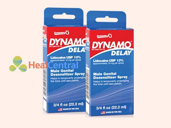 Dynamo Delay có xuất xứ từ Mỹ