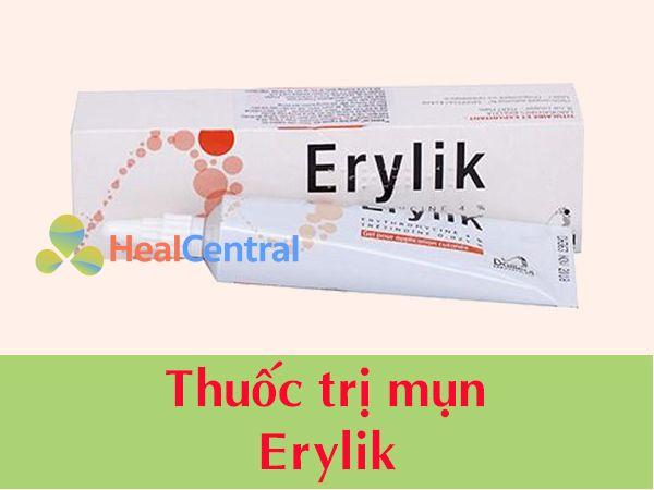 Thuốc trị mụn Erylik