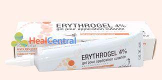 Gel trị mụn Erythrogel