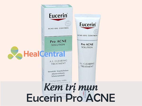 Kem trị mụn Eucerin ProACNE