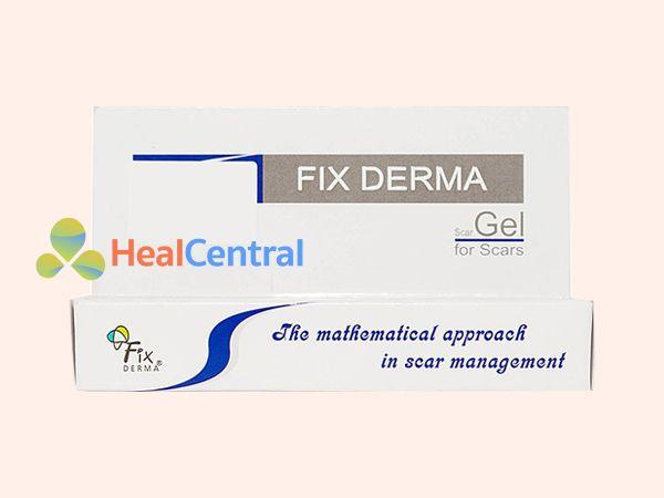 Hình ảnh kem trị sẹo Fixderma Scar Gel