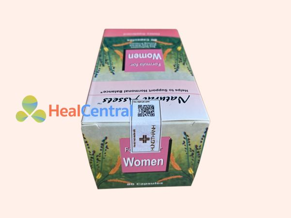 Hộp Formula For Women