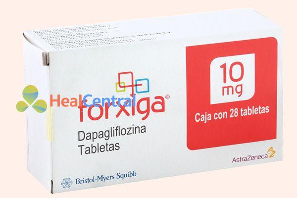 Thuốc Forxiga 10mg