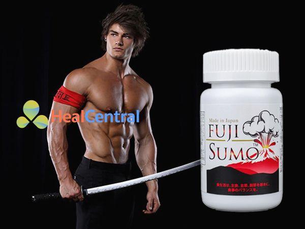 Fuji Sumo - tăng cường sinh lực phái mạnh