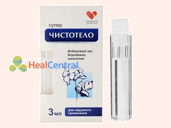 Gel Dvelinil được bào chế dạng nước lỏng trong suốt, giúp sản phẩm dễ dàng thâm sâu vào da một cách nhanh chóng