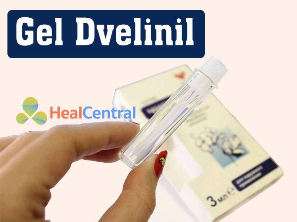 Gel Dvelinil giúp xóa đi các mụn lồi gây mất thẩm mỹ như mụn thịt, nốt ruồi, sẹo lồi một cách nhanh chóng và dễ dàng, không gây đau đớn