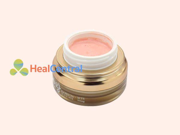 Kem trị sẹo Genie Junwang Fix Skin gồm các thảo dược thiên nhiên