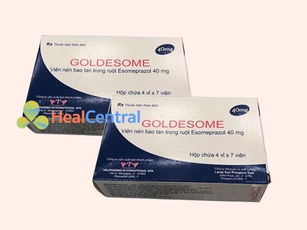 Thuốc Goldesome - điều trị đau dạ dày