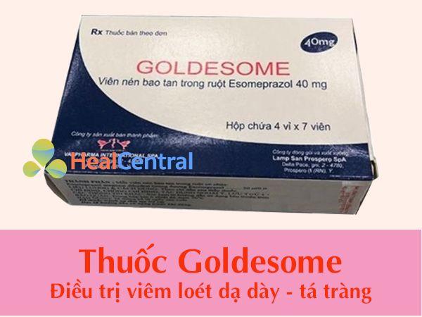Thuốc dạ dày Goldesome