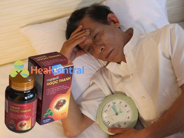 Hoạt Huyết Ngọc Thanh - cải thiện tình trạng mất ngủ