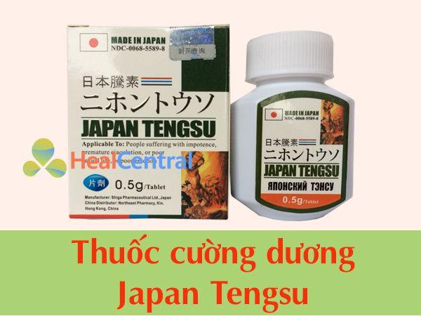 Thuốc tăng cường sinh lý Japan Tengsu