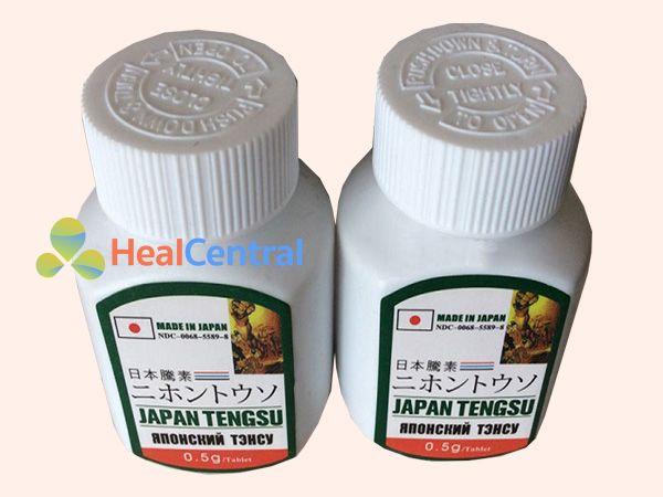 Japan Tengsu - Cải thiện khả năng cương dương