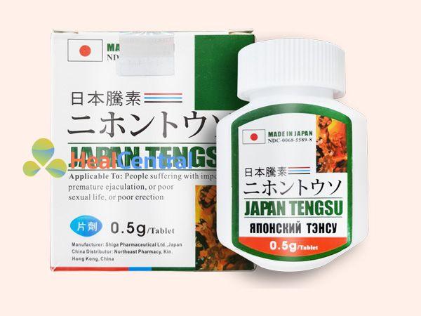 Japan Tengsu có xuất xứ từ Nhật Bản
