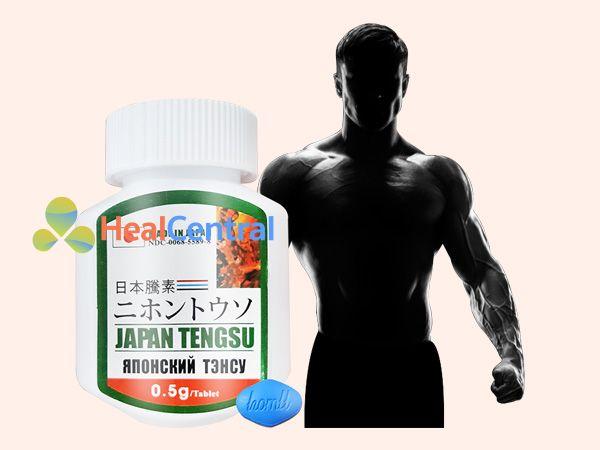 Japan Tengsu - Lấy lại bản lĩnh phái mạnh