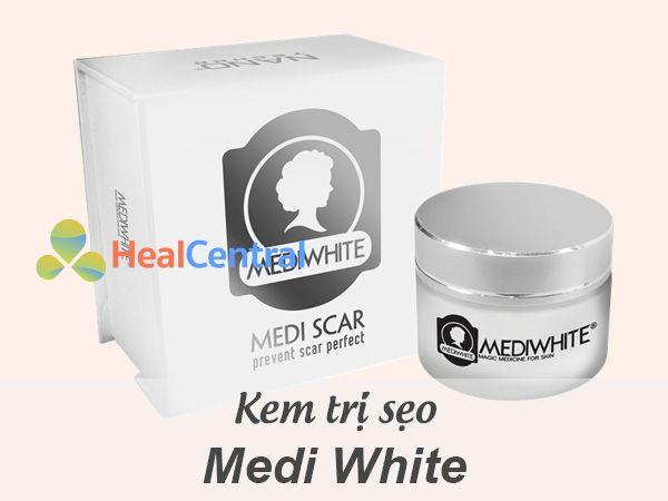Kem trị sẹo Medi White