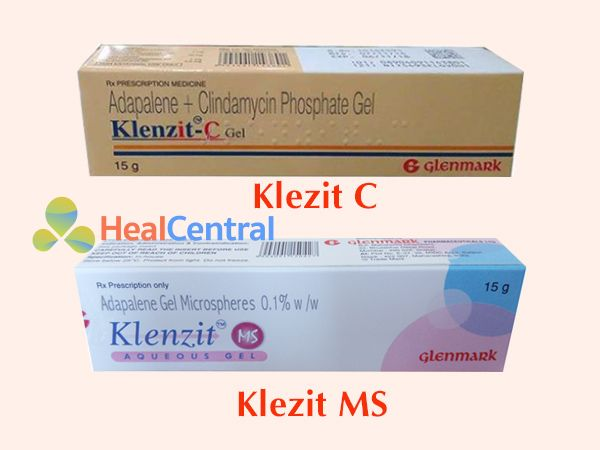 Klezit C và Klezit MS