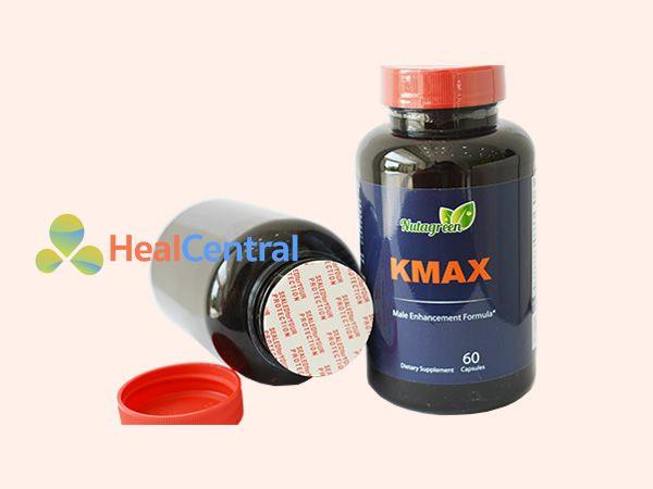 Kmax - tăng cường sinh lực phái mạnh