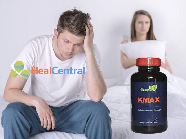 Kmax giúp nam giới khẳng định bản lĩnh chốn phòng the