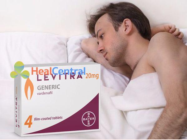 Thuốc Levitra 20mg