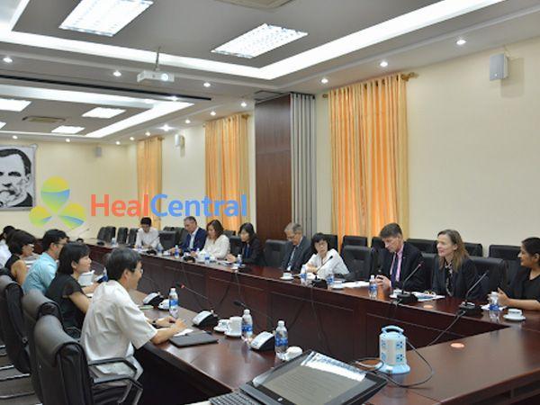 MSD phối hợp hợp tác với Viện Pasteur