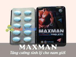Viên uống tăng cường sinh lý Maxman