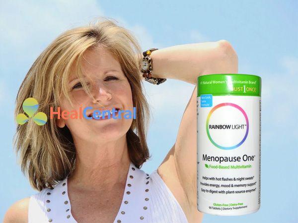 Menopause One giúp bổ sung nội tiết tố nữ