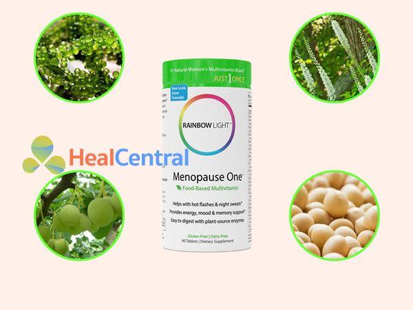 Các thảo dược có trong Menopause One