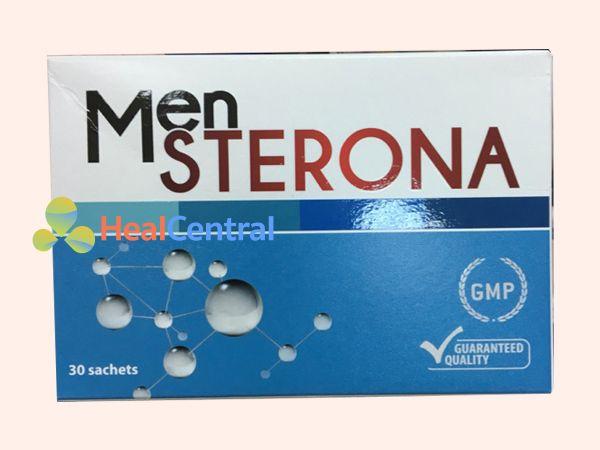 Hình ảnh hộp sản phẩm Mensterona