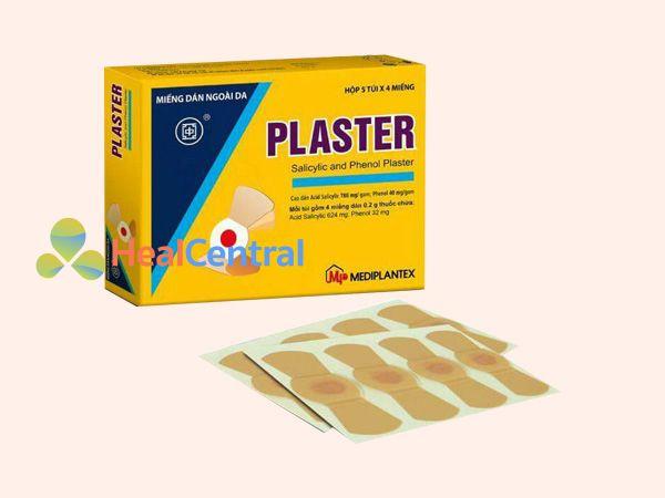 Miếng dán trị mụn cóc Plasters