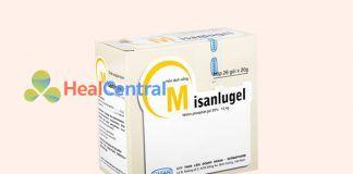 Thuốc dạ dày Misanlugel