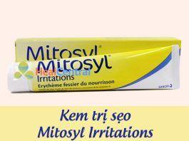 Kem trị sẹo Mitosyl Irritations