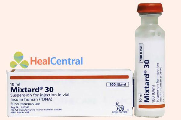 Mixtard 30