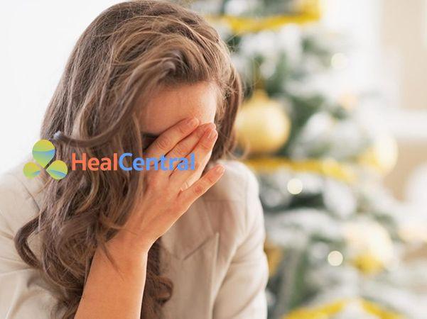 Stress kéo dài là một trong những nguyên nhân khiến xuất hiện mụn thịt