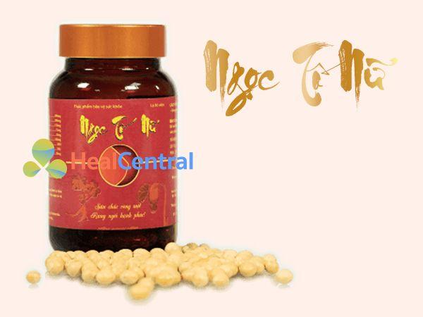Các thành phần trong viên uống Ngọc Tố Nữ đều được lựa chọn từ những thảo dược thiên nhiên lành tính, phù hợp với cơ địa người Việt
