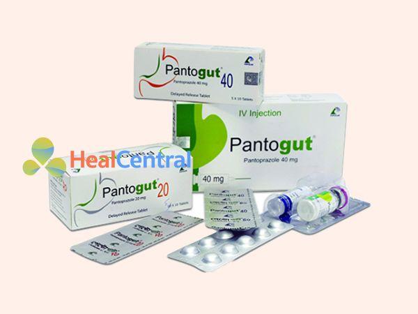 Thuốc Pantogut - điều trị loét dạ dày
