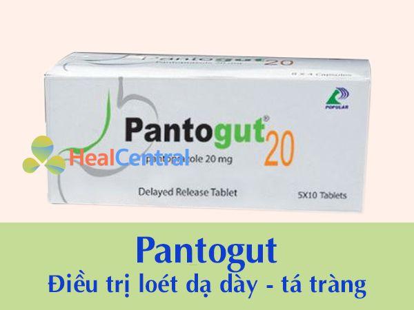 Thuốc dạ dày Pantogut