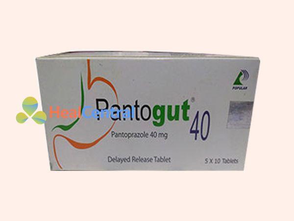 Thuốc Pantogut dạng viên uống