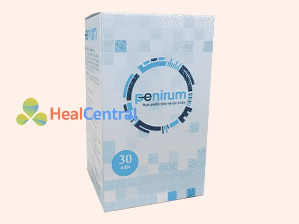 Penirum - tăng cường sinh lý phái mạnh