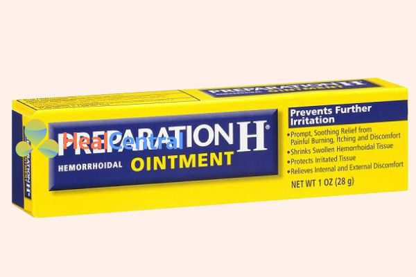 Thuốc Preparation H Cream