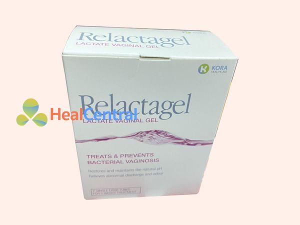 Hình ảnh hộp thuốc Relactagel