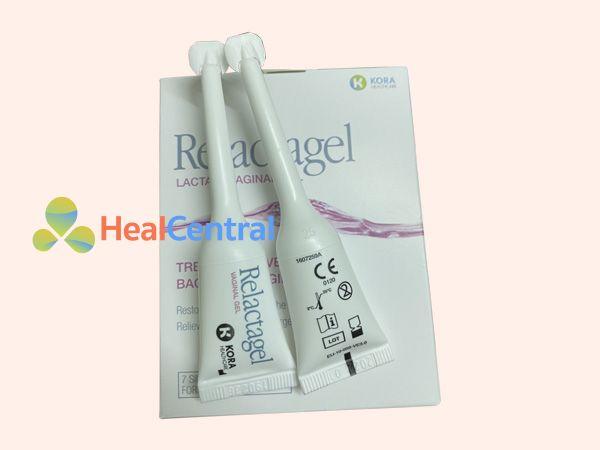 Thuốc Relactagel được bào chế dưới dạng gel