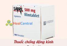 Thuốc Sabril